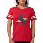 jump Womens Football Shirt