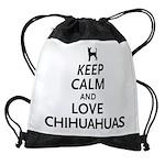keepcalm.png Drawstring Bag