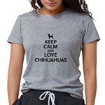 keepcalm.png Womens Tri-blend T-Shirt