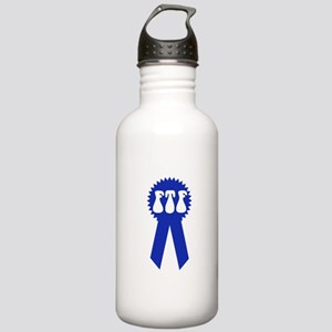 FTF Ribbon Stainless Water Bottle 1.0L