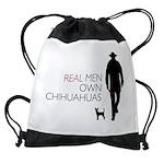 realmen.png Drawstring Bag