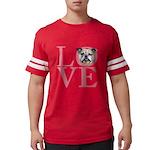 love Mens Football Shirt