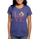 love Womens Tri-blend T-Shirt