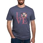 love Mens Tri-blend T-Shirt