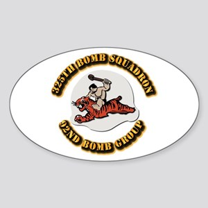 AAC - 325th Bomb Squadron,92nd Bomb Group Sticker