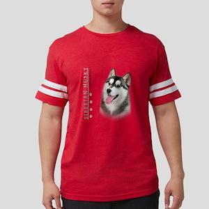 portrait Mens Football Shirt