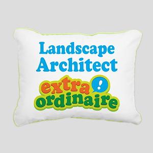 Landscape Architect Extraordinaire Rectangular Can