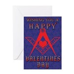 Freemasons Valentine
