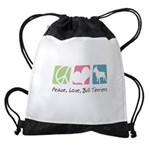 peacedogs Drawstring Bag