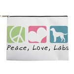 peacedogs.png Makeup Pouch