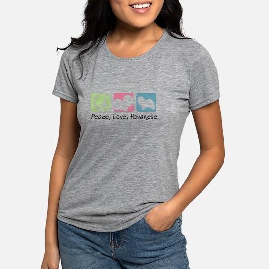 peacedogs.png Womens Tri-blend T-Shirt