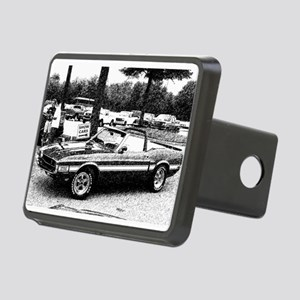69 Shelby GT Rectangular Hitch Cover