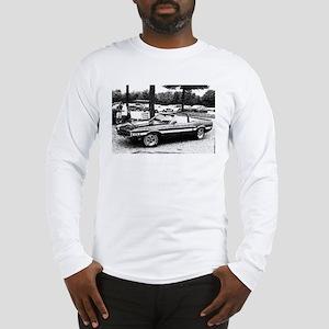69 Shelby GT Long Sleeve T-Shirt