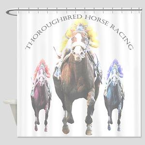 tbhr2 Shower Curtain
