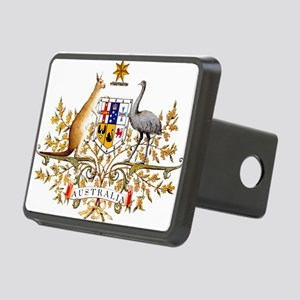 Australian COA Rectangular Hitch Cover