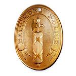 Baltimore Police Ornament (Oval)