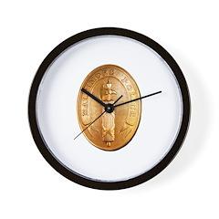 Baltimore Police Wall Clock
