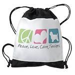 peacedogs Drawstring Bag