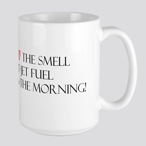 Jet Fuel Red Mugs
