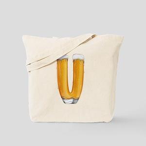 V Beer Tote Bag