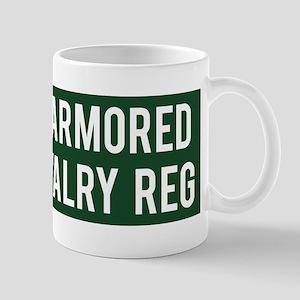 2nd Armored Cavalry Mug