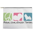 peacedogs Makeup Pouch