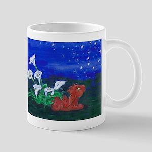 Star Gazer Dragon Mug