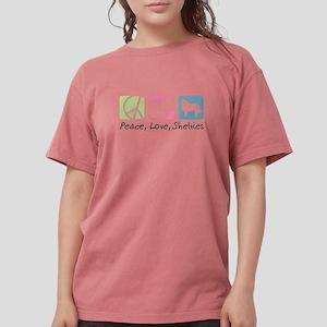 peacedogs Womens Comfort Colors Shirt