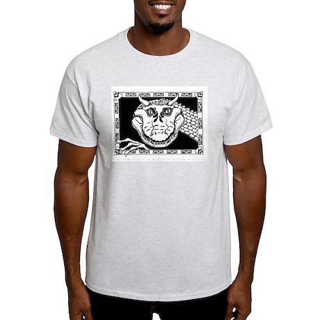 Grinning Dragon Light T-Shirt