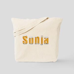 Sonja Beer Tote Bag