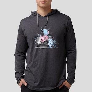 parispoodle Mens Hooded Shirt