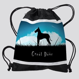 nightsky Drawstring Bag