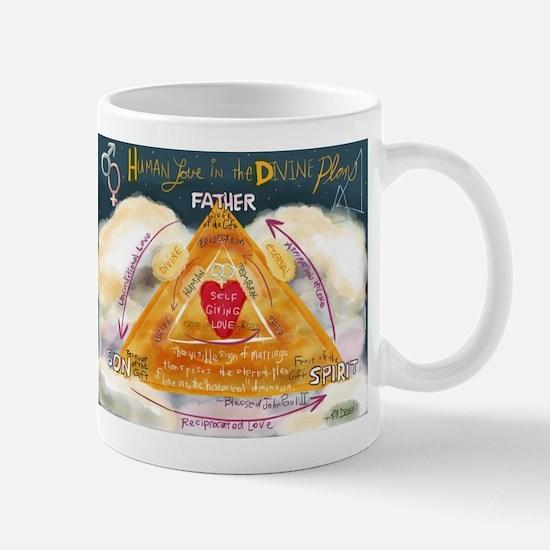 Human Love in the Divine Plan Mug