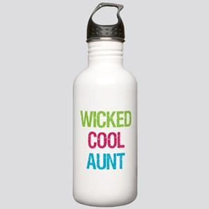 WickedCoolAunt Stainless Water Bottle 1.0L