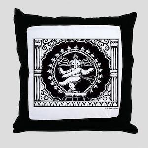 Shi-Bear Throw Pillow