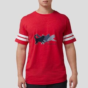 gradient Mens Football Shirt