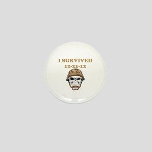 survived Mini Button