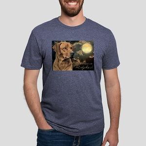 portrait5 Mens Tri-blend T-Shirt