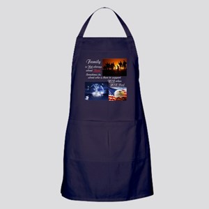Family Apron (dark)