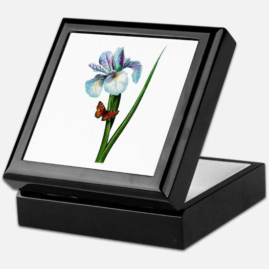 Pierre-Joseph Redoute Botanical Keepsake Box