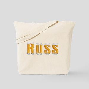 Russ Beer Tote Bag