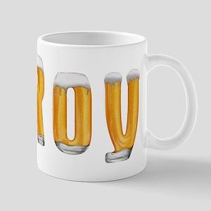 Roy Beer Mug