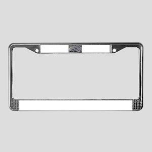 F1 License Plate Frame