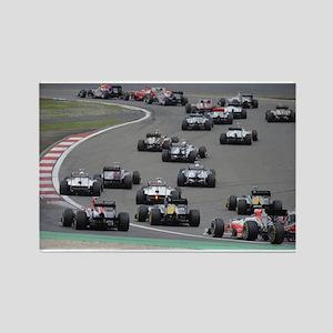 F1 Rectangle Magnet