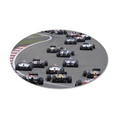 F1 Wall Decal