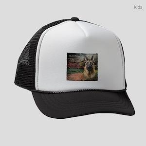 godmadedogs Kids Trucker hat