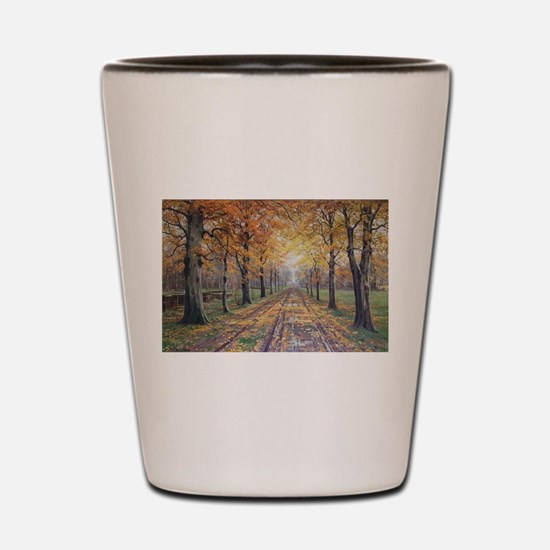 Life in the Slow Lane Shot Glass