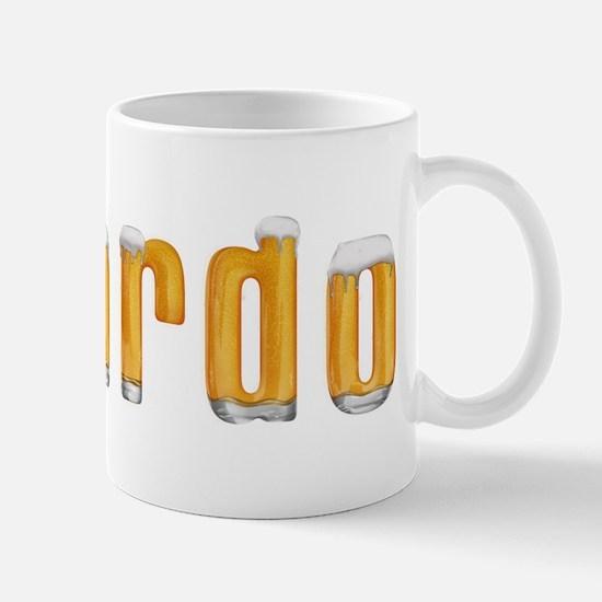 Ricardo Beer Mug