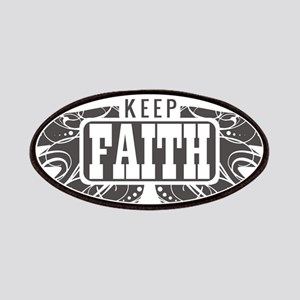 Keep Faith Patches