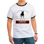 TSK logo plus dog Ringer T